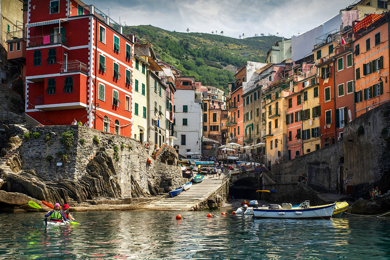 Visit the Italian Riviera: How to Plan a Day Trip from ...